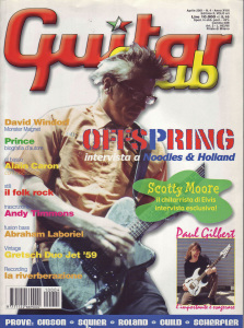 1 - Scotty Moore - Guitar Club Aprile 2001