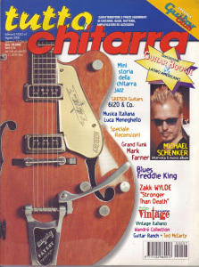 1 - Ted McCarty - All Guitar August 2000