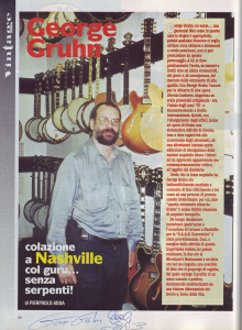 2 - George Gruhn - Guitar Club January 2001