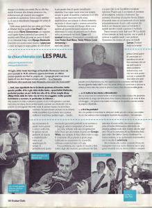 4 - Les Paul - Guitar Club - November 2003