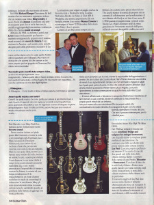 7 - Les Paul - Guitar Club - November 2003